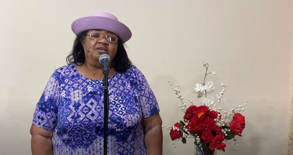 Healing Song by Denise Goosby